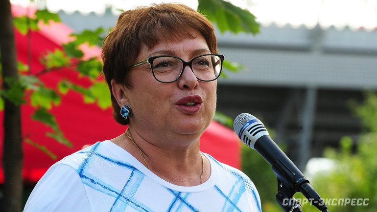 Ольга Смородская. Фото Никита Успенский