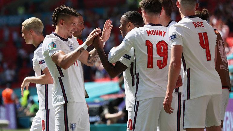 13июня. Англия— Хорватия— 1:0. Фото Twitter