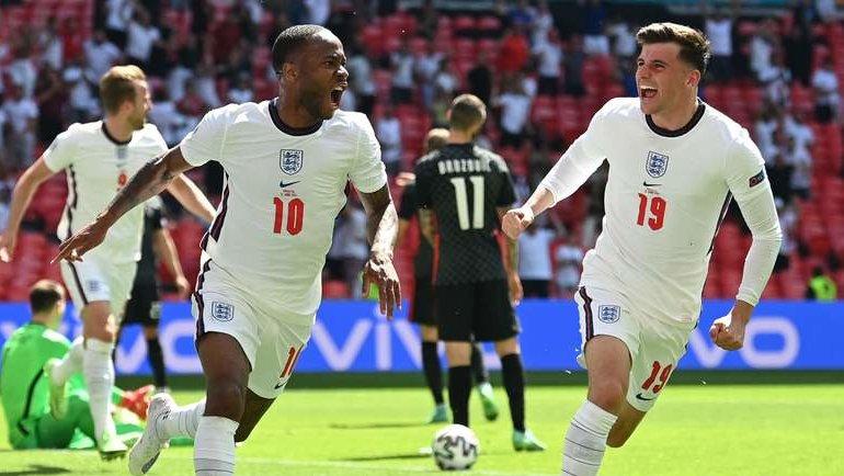 13июня. Англия— Хорватия— 1:0. Фото Reuters