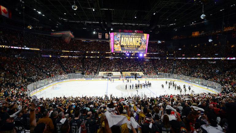 «Вегас»— финалист Кубка Стэнли-2020. Фото USA Today Sports