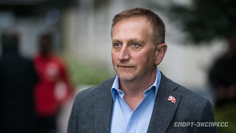 Михаил Вартапетов. Фото Дарья Исаева, «СЭ»
