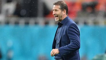 Главный тренер Австрии назвал заслуженной победу команды вматче сМакедонией наЕвро
