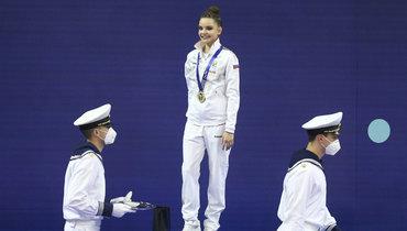 Винер-Усманова оценила выступление российских гимнасток начемпионате Европы