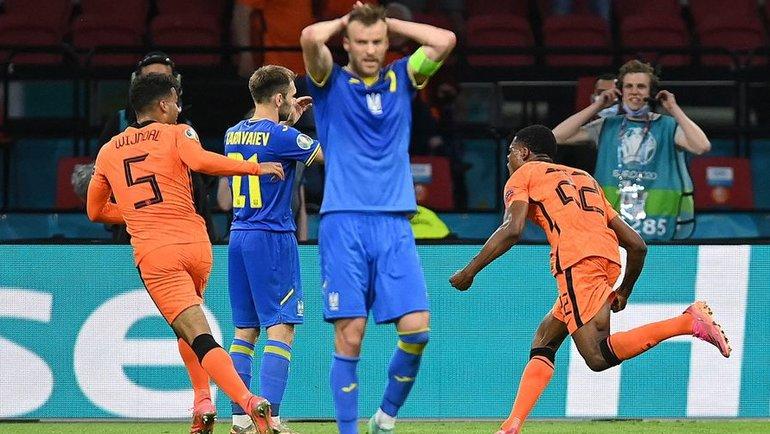 Лучший матч Евро. Супергол Ярмоленко чуть неспас Украину вАмстердаме