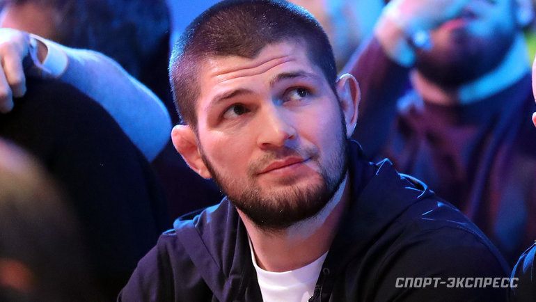 Хабиб Нурмагомедов. Фото «СЭ»
