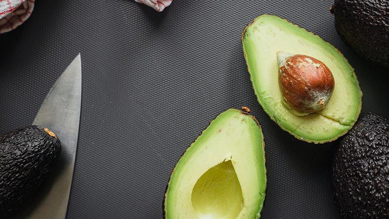 Авокадо. Фото Unsplash