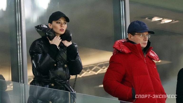 Зарема Салихова и Леонид Федун. Фото Александр Федоров., «СЭ» / Canon EOS-1D X Mark II