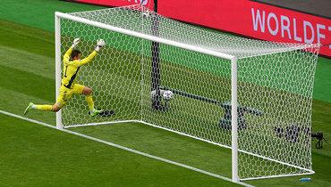 Такая разная Дания. Чехию разбили еежеоружием иполучили первый полуфинал за29 лет