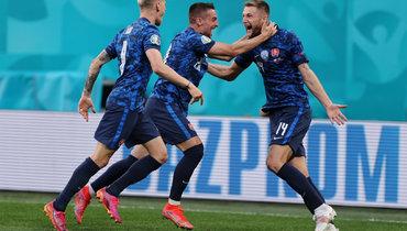 Польша— Словакия: Шкриньяр вывел словаков вперед