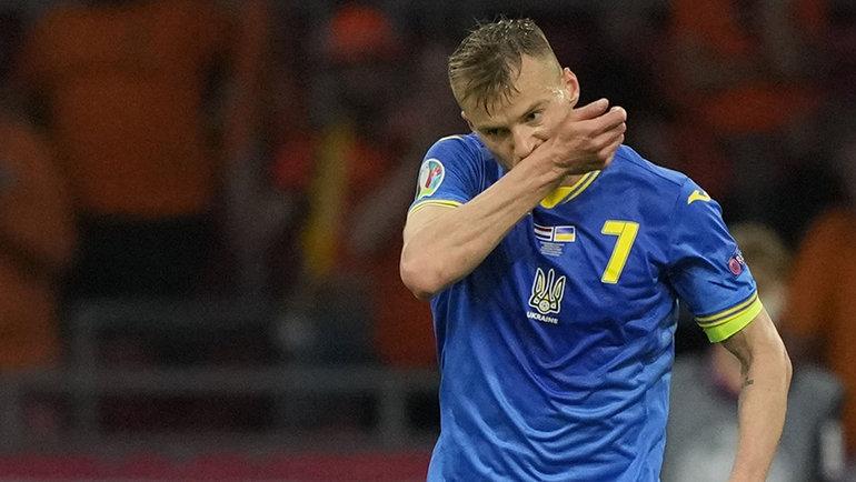 Андрей Ярмоленко. Фото Reuters