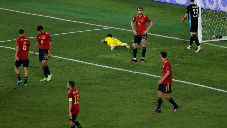 Испания— Швеция— 0:0. Фото Twitter