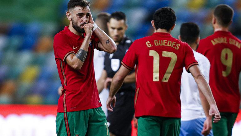 Сборная Португалии сыграет против Венгрии наЕвро-2020. Фото twitter.com/selecaoportugal