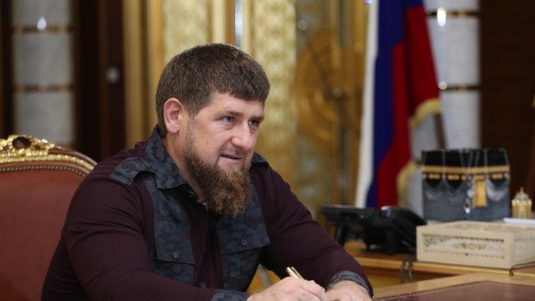 Рамзан Кадыров. Фото sevksvportal.ru