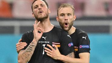 УЕФА начал расследование после выкриков Арнаутовича вматче Австрия— Северная Македония