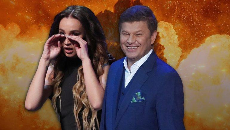 Ольга Бузова иДмитрий Губерниев. Фото «СЭ», Известия, Getty Images