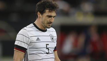 Франция— Германия: Хуммельс забил всвои ворота