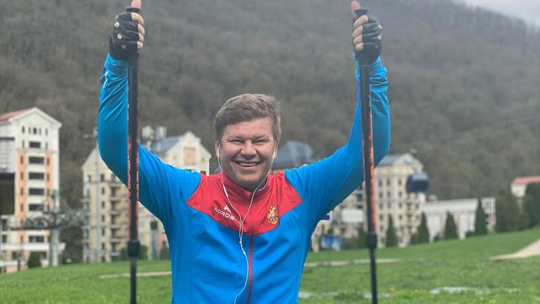 Дмитрий Губерниев. Фото Instagram