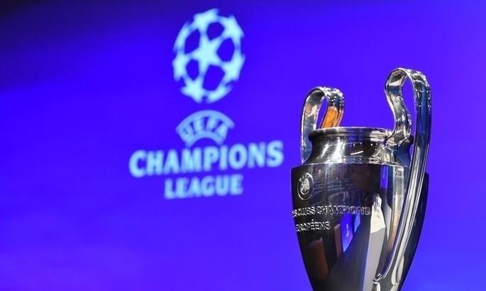 Кубок Лиги чемпионов. Фото UEFA