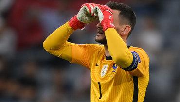Ллорис доволен игрой сборной Франции без мяча