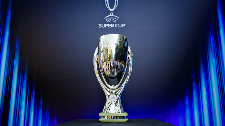 Суперкубок УЕФА. Фото Matej Divizna/Getty Images for UEFA