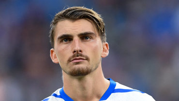 «Вольфсбург» выкупил Максимилиана Филиппа у «Динамо»