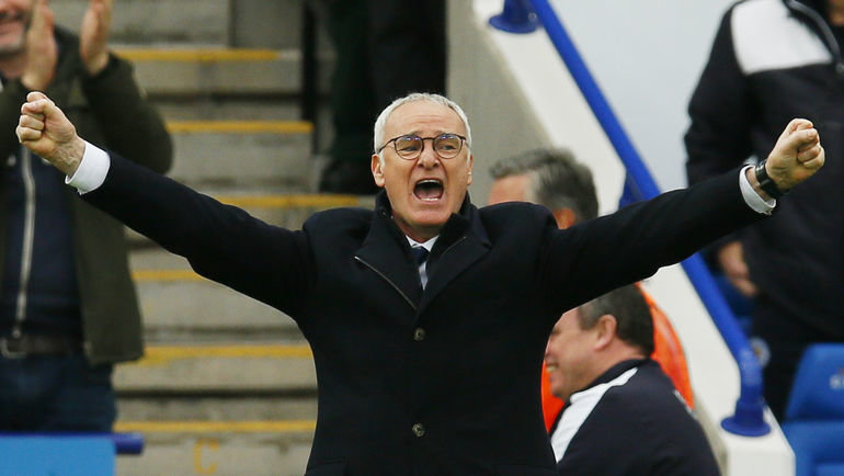 Клаудио Раньери. Фото Reuters