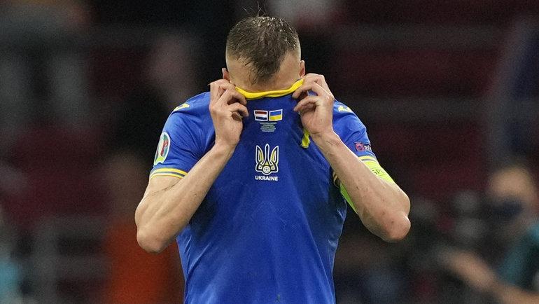 Сборная Украины может установить новый антирекорд чемпионатов Европы. Фото Reuters