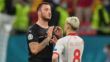 Тренер сборной Австрии рассказал, что дисквалификация Арнаутовича нарушила план команды наигру сНидерландами
