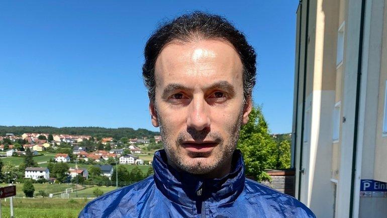 Григорий Бабаян. Фото Twitter