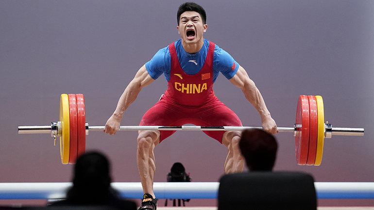 Китай— одна издвух сборных, которые будут выступать полным составом. Фото Getty Images