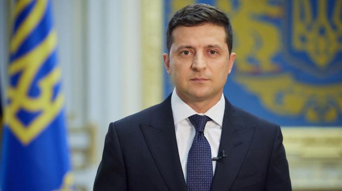 Владимир Зеленский. Фото pravda.com.ua.