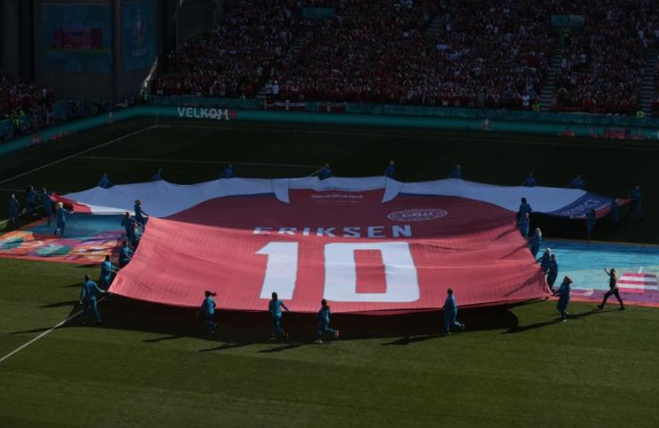 Дания— Бельгия. Фото сайт УЕФА