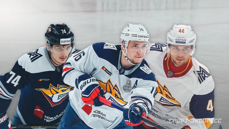 Николай Прохоркин, Сергей Плотников иЕгор Яковлев. Фото «СЭ»