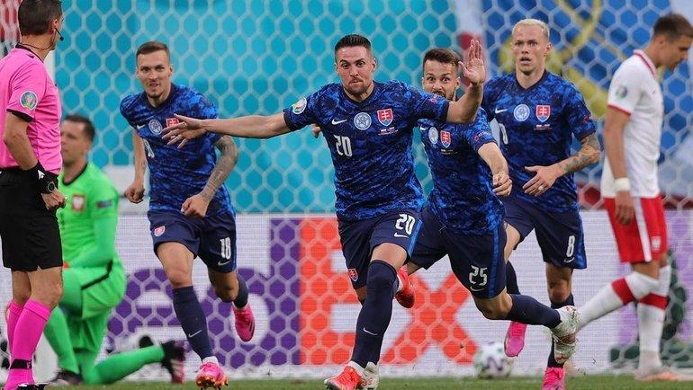 Сборная Словакии сыграет против Швеции наЕвро-2020. Фото Instagram