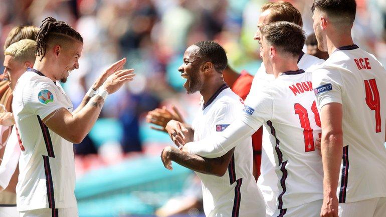 Cборная Англии сыграет против Шотландии врамках группового турнира чемпионата Европы пофутболу-2020. Фото twitter.com/England