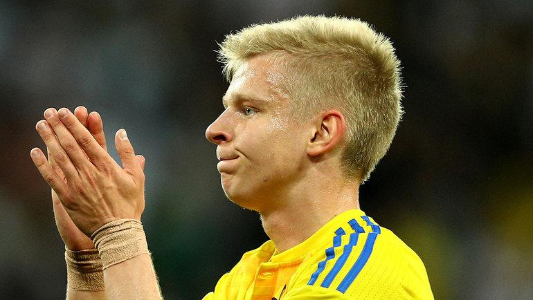 Александр Зинченко. Фото Getty Images