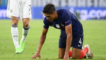 Варан объявит обуходе из «Реала» после Евро-2020