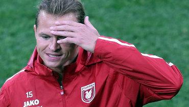 Дмитрий Тарасов: «Моя первая задача— вернуться вфутбол инайти команду»