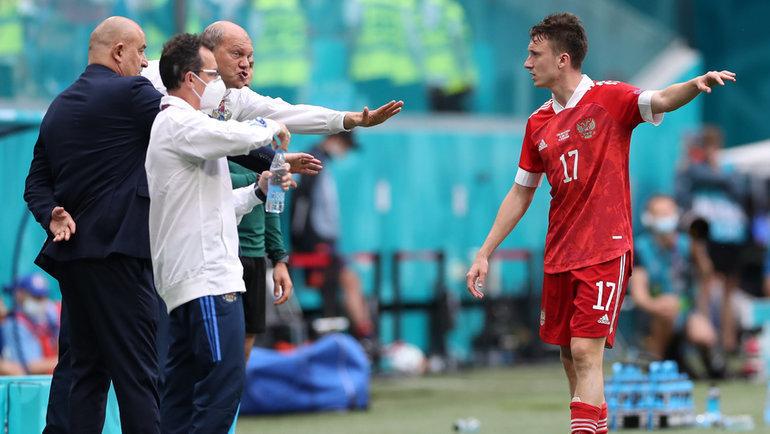 России очень надо было забивать второй гол Финляндии. Его может нехватить, чтобы выйти вплей-офф Евро