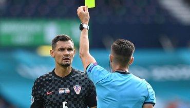 Ловрен разбил нос Шику ипривез пенальти. Хорватия рискует провалиться наЕвро после серебра ЧМ-2018