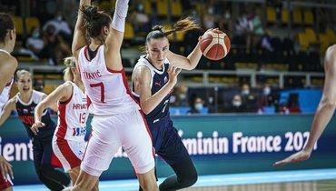 Россия вышла вплей-офф наЕвробаскете. Запрямую путевку в1/4 финала надо обыграть хозяек