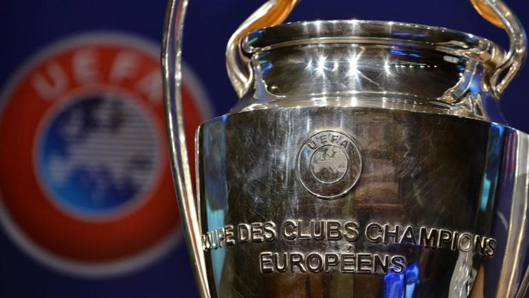 Трофей Лиги чемпионов УЕФА. Фото UEFA.com