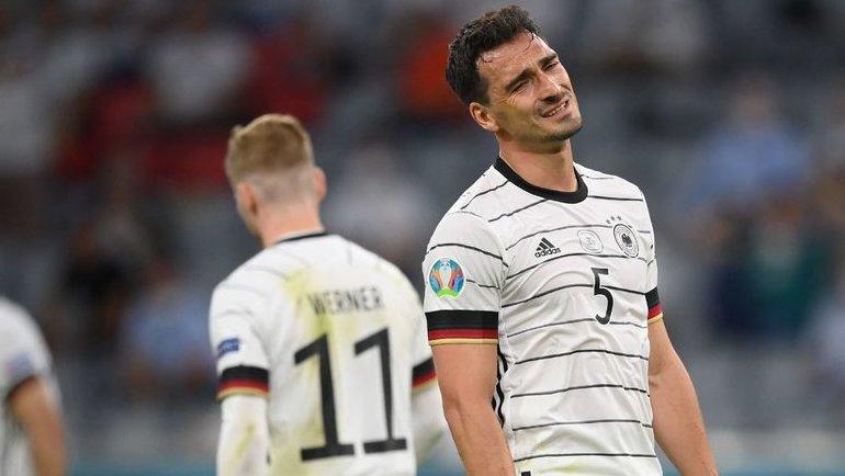 Германия сыграет против Португалии. Фото Reuters