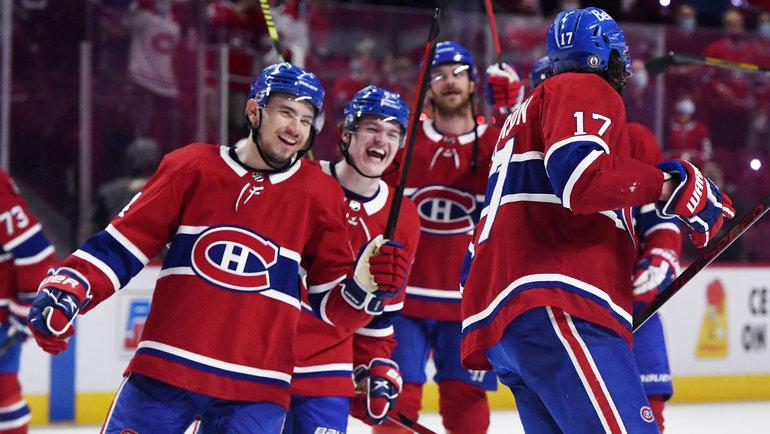 19июня. «Монреаль»— «Вегас»— 3:2 ОТ. Фото Reuters