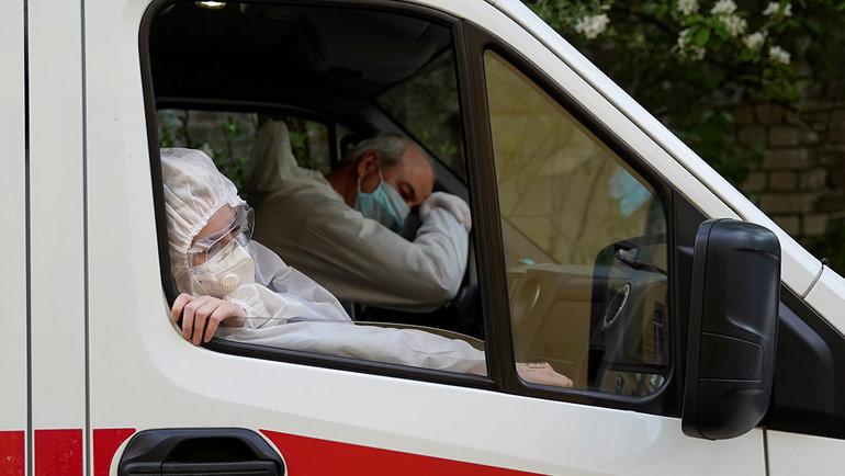 Коронавирус вМоскве. Фото Reuters