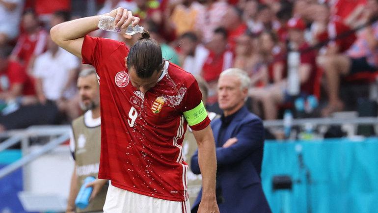 Адам Солои. Фото AFP