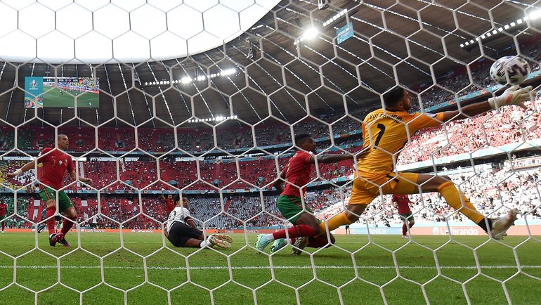 19июня. Португалия— Германия— 2:4. Фото AFP