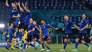 Евро-2020: результаты матчей 20июня