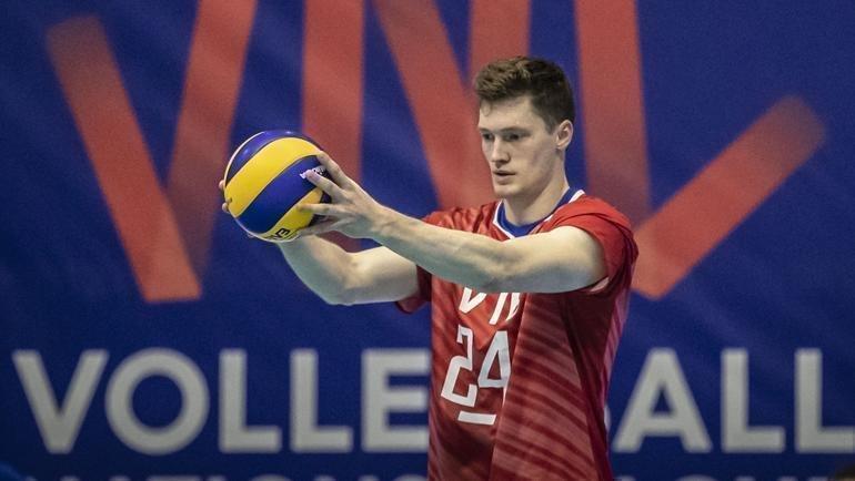 Игорь Кобзарь. Фото www.volleyball.world.