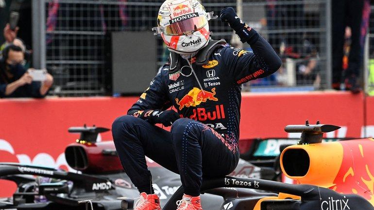Макс Ферстаппен. Фото AFP
